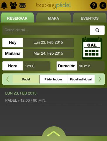 BookingPadel screenshot 2