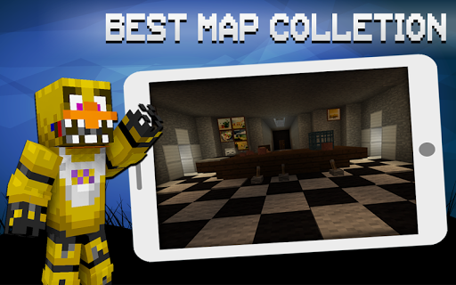 免費下載娛樂APP|Maps FNAF for Minecraft app開箱文|APP開箱王