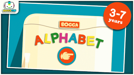 Bogga Alphabet English - ABC- screenshot thumbnail