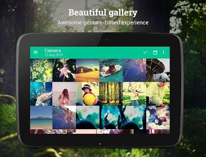 Piktures Gallery - Photo, Editor & Video player Screenshot