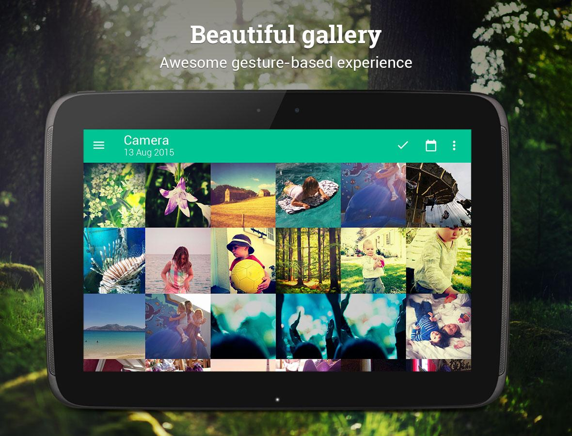 Piktures - Beautiful Gallery- screenshot