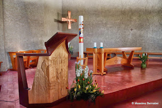 Photo: La duplice mensa della Parola e del Pane