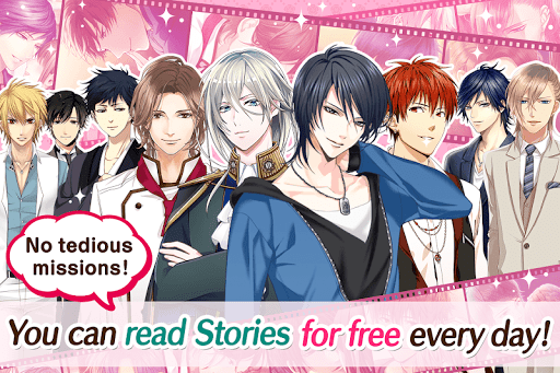Love stories & Otome Games L.O.G. 1.10.0 de.gamequotes.net 3