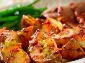Onion Roasted Potatoes W/a Onion Soup Clone Recipe