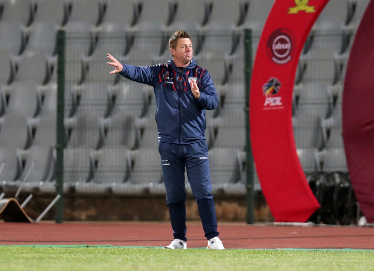 Dylan Kerr says he believes he can achieve something great with Baroka FC if he is given the space to do that and people at the club stop intefering with his responsibilities.