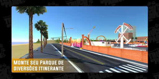 Truck Of Park: RolePlay  captures d'écran 2