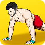 Home Workouts - No Equipment Icon