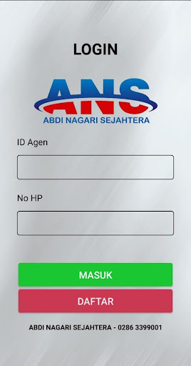 ANS Pay - Isi Pulsa dan Pembayaran Online ss1