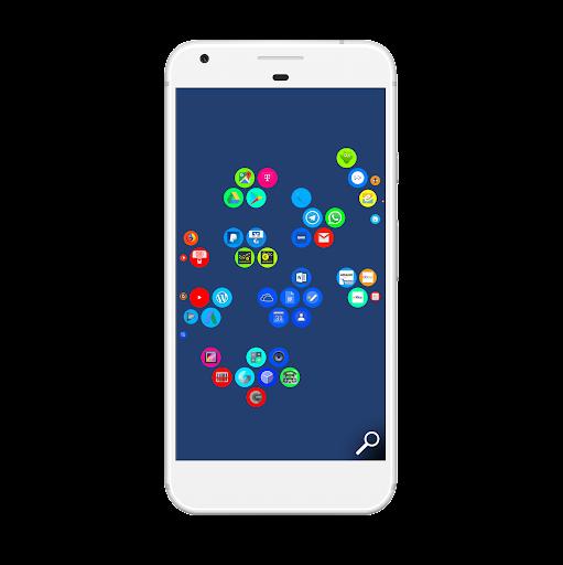 BubbleLauncher free  screenshots 4