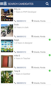 Instant Day Job App- screenshot thumbnail