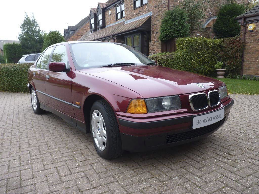 BMW E36 - 316 Hire Leicester