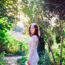 Wedding photographer Oksana Krasyuk (Ideya). Photo of 06.04.2016
