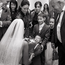 Wedding photographer Vladimir Budkov (BVL99). Photo of 28.10.2018