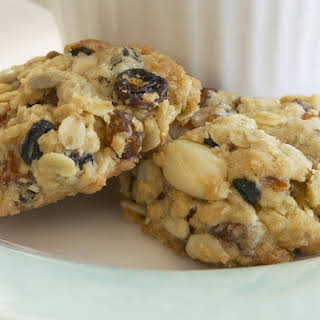 Muesli Cookies.