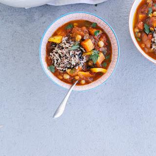 Vegetarian Lemon Rice Soup Recipes