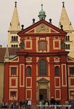 Photo: Basilica and Convent of St. George, Prague