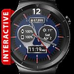 Titanium Brave HD Watch Face & Clock Widget Icon