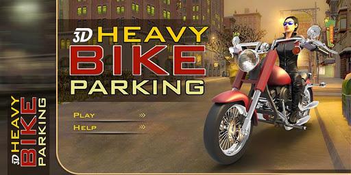 Real Heavy Bike Parking PRO