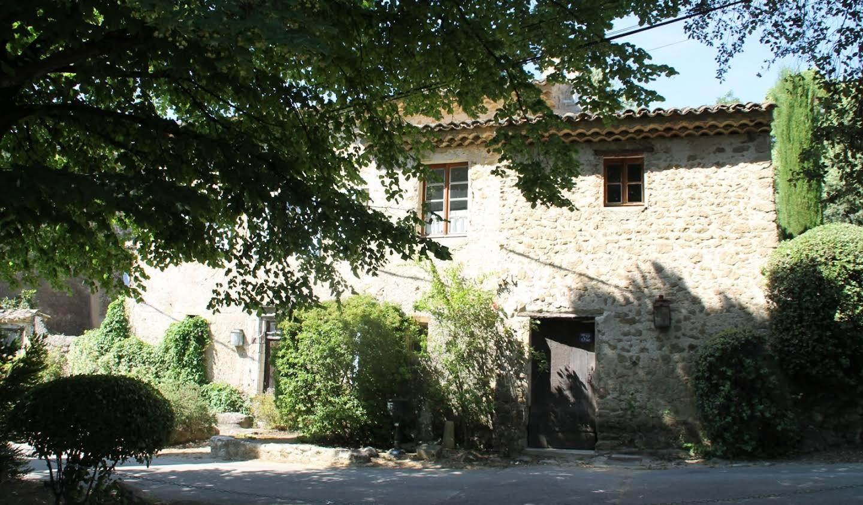 Corps de ferme avec piscine Vaison-la-Romaine