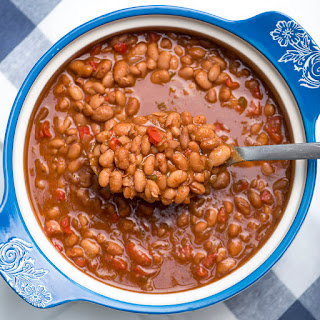 Instant Pot Mexican Pinto Beans.