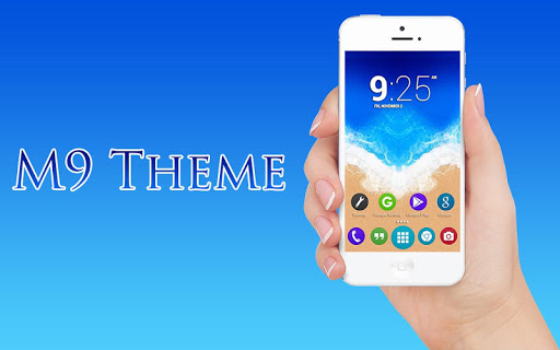 M9 Launcher and Theme