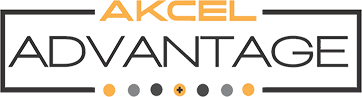Akcel Advantage logo