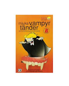 Vampyrtänder mjuka