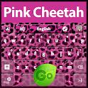 Pink Cheetah Keyboard icon