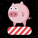 Galaxy Pig icon