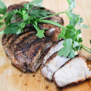 Jerk Pork Chops