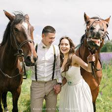 Wedding photographer Konstantin Tronin (castenoid). Photo of 11.06.2016