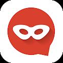 Anonymous - Random video chat icon