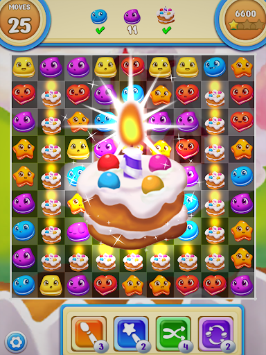 Macaron Pop : Sweet Match3 Puzzle android2mod screenshots 10