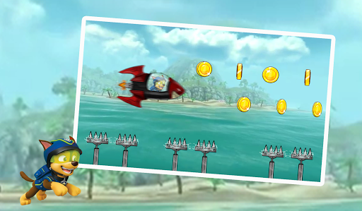 Paw Puppy Flying Patrol Games (apk) free download for Android/PC/Windows screenshot