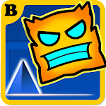 Geometry Crash Dash Icon