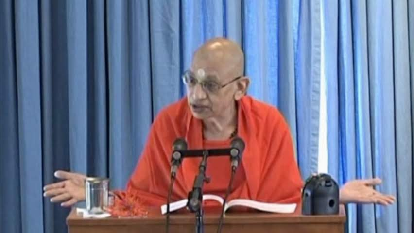 Video Course ~ Karmanyeva Adhikaraste Bhagavad Gita 2:47 ~ Swami Viditatmananda