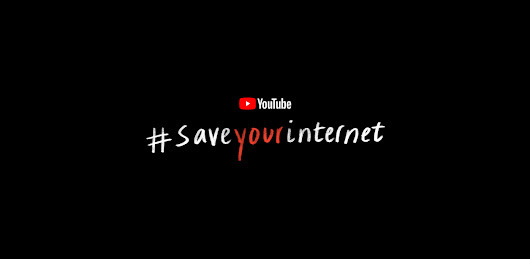 YouTube | #SaveYourInternet - Article 13