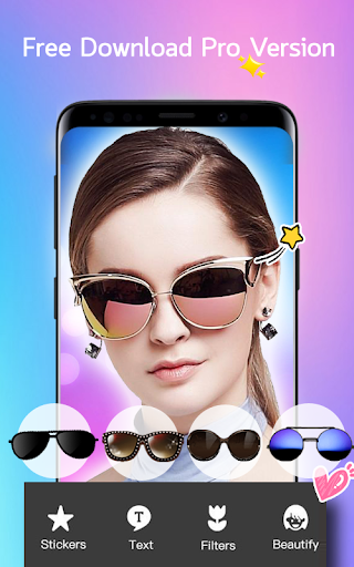 Stylish Sunglass Photo Editor 1.0.4 screenshots 6