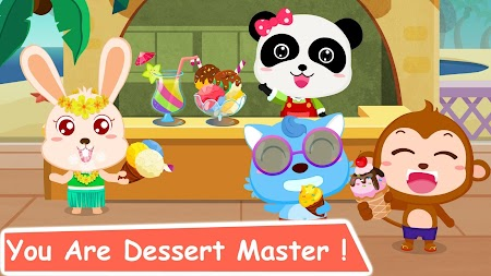 Ice Cream & Smoothies - Educational Game For Kids APK screenshot thumbnail 4
