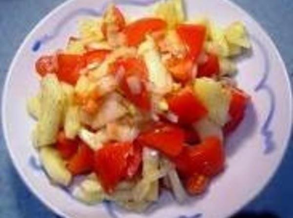 Kachumbar - Cucumber Salad Recipe