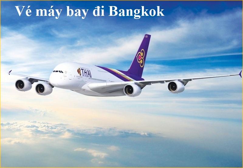 Bật mí kinh nghiệm đặt vé máy bay đi Bangkok hiệu quả