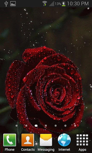 Red Rose Magic LWP