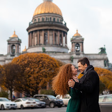 Wedding photographer Aleksandr Khvostenko (hvosasha). Photo of 24.10.2017