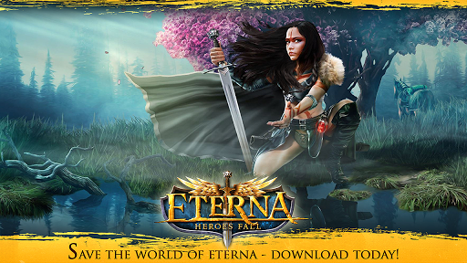 Eterna: Heroes Fall - Deep RPG 1.146 screenshots 6