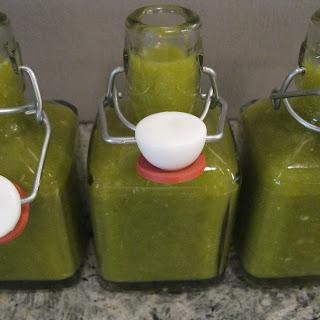 Green Jalapeno Sauce