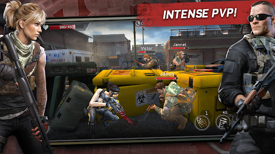 LAST DAY ALIVE: PvP Zombie Shooter Mod 3.3.1 Apk [Unlimited Equipment] 2