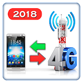 3G to 4G Switch 2018 - LTE Converter