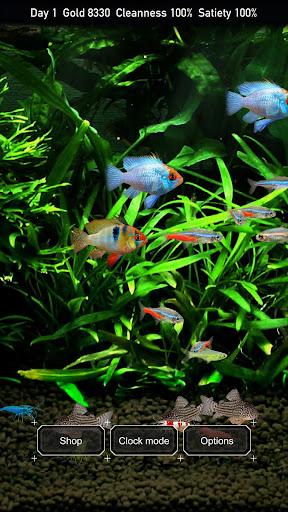 Mini Aqua: Tropical Fish Tank 2.2 screenshots 1