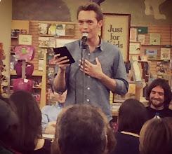 Photo: Reading in San Jose