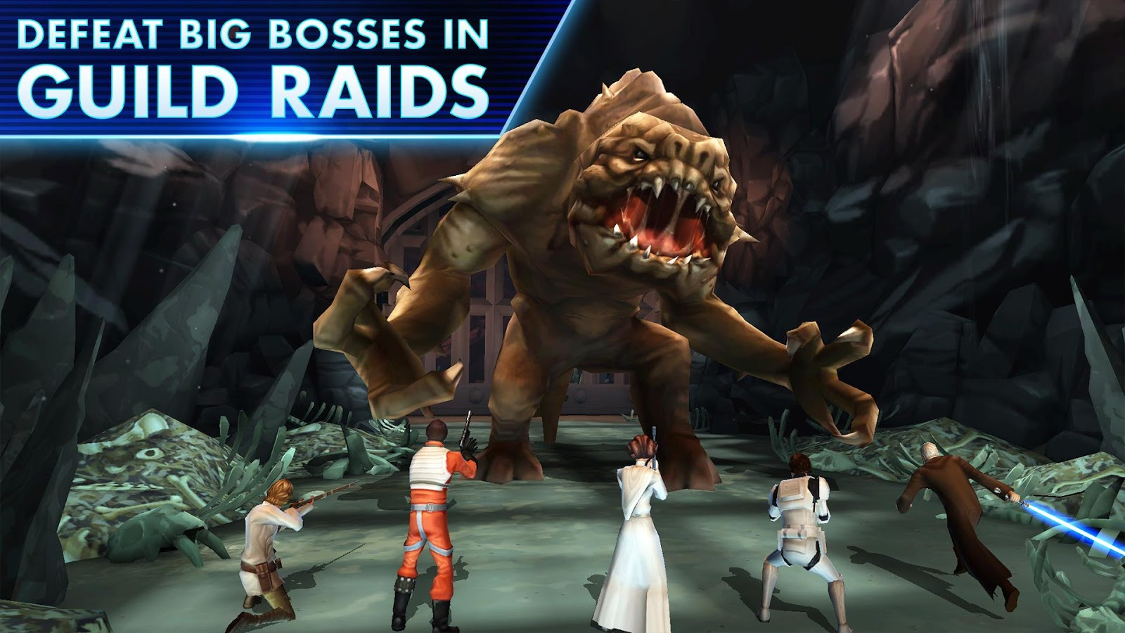 Star Wars Galaxy of Heroes 0.15.423425 Apk + Mod android